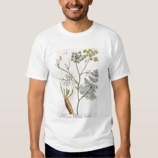 Fennel, plate 288 from 'A Curious Herbal', publish T-shirt
