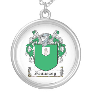Fennessy Family Crest Necklaces
