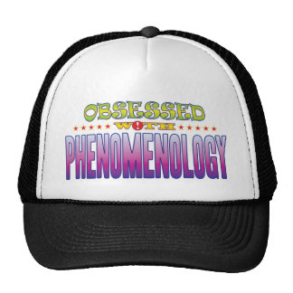 Fenomenología 2 obsesionada gorros bordados