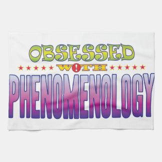 Fenomenología 2 obsesionada toallas de cocina