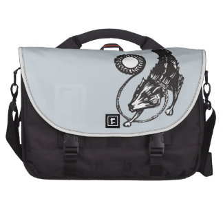 Fenris The Norse Wolf Bag For Laptop
