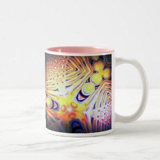 Fense Two-Tone Coffee Mug