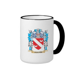 Fenton Coat of Arms - Family Crest Coffee Mug