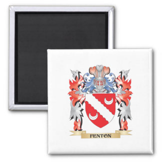 Fenton Coat of Arms - Family Crest Magnet