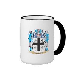 Fenton- Coat of Arms - Family Crest Mug