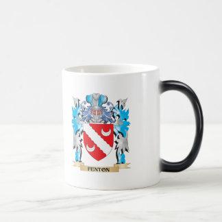 Fenton Coat of Arms - Family Crest Mugs