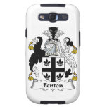 Fenton Family Crest Galaxy SIII Covers