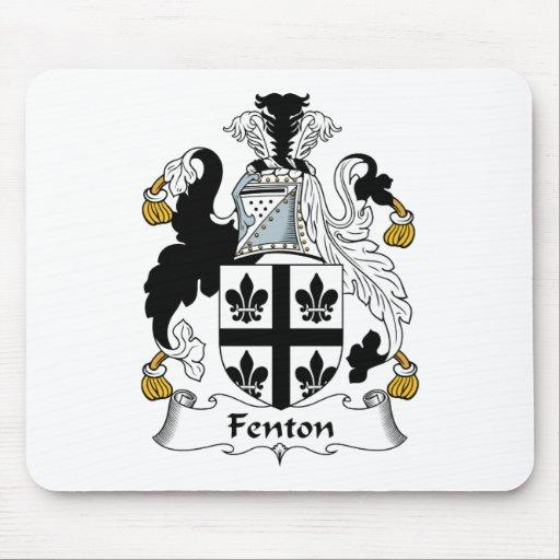 Fenton Family Crest Mouse Pad