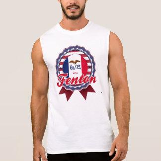 Fenton, IA Camisetas Sin Mangas