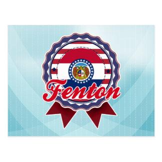 Fenton, MES Postales