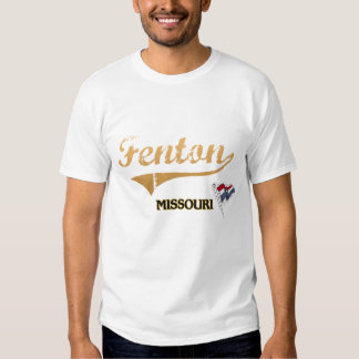 Fenton Missouri City Classic T-shirt