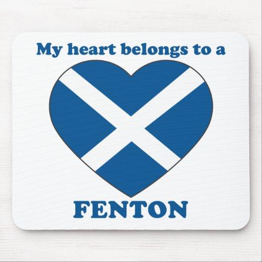 Fenton Mouse Pad