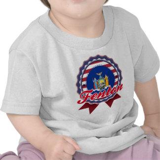 Fenton, NY Camiseta