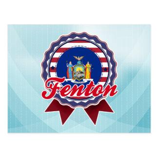 Fenton, NY Postal