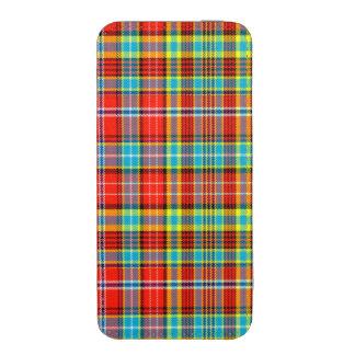 Fenton Scottish Tartan iPhone 5 Pouch