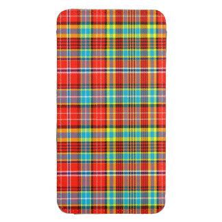 Fenton Scottish Tartan Galaxy S4 Pouch