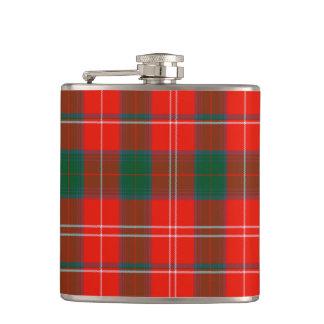 Fenton Scottish Tartan Hip Flask