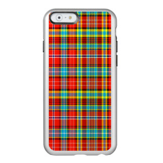 Fenton Scottish Tartan Incipio Feather Shine iPhone 6 Case