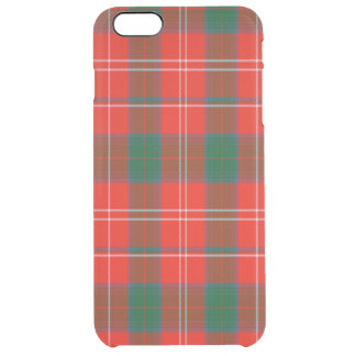 Fenton Scottish Tartan Uncommon Clearly™ Deflector iPhone 6 Plus Case