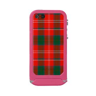 Fenton Scottish Tartan Waterproof iPhone SE/5/5s Case