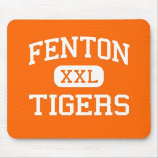 Fenton - tigres - High School secundaria - Fenton  Tapete De Ratón