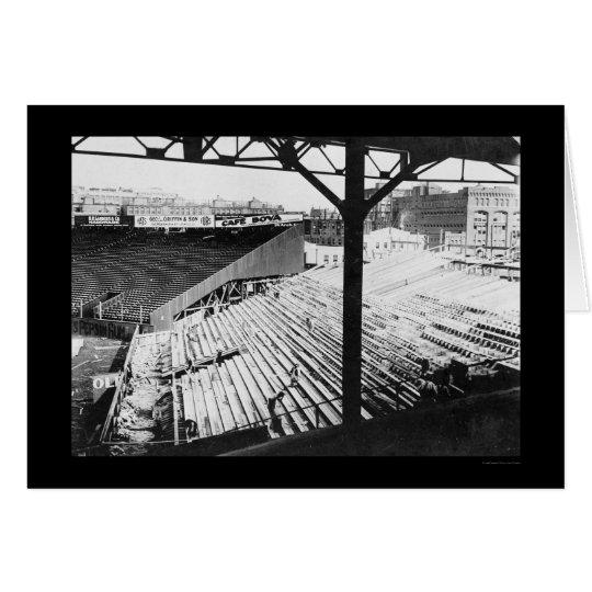 Fenway Baseball Park in Boston, MA 1912 Card
