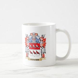 Fenwick Coat of Arms - Family Crest Coffee Mug