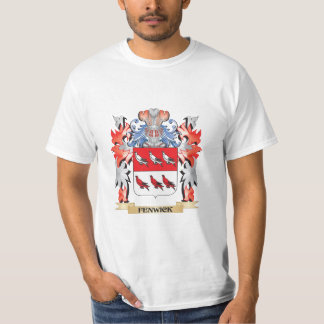 Fenwick Coat of Arms - Family Crest T-Shirt