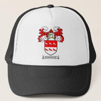 FENWICK Coat of Arms Trucker Hat
