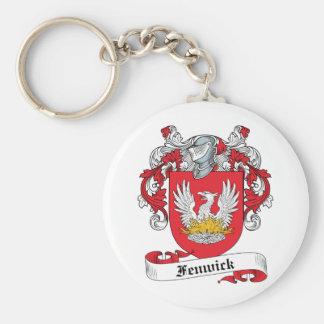 Fenwick Family Crest Keychain