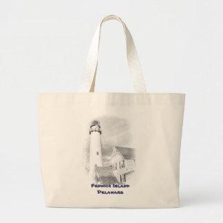 Fenwick Island De Tote Bag Large