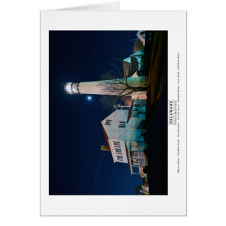 Fenwick Island Lighthouse. Card