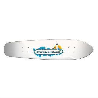 Fenwick Island. Skateboard Deck