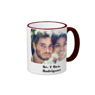 fer and p 11, Sr. Y Sra. Rodriguez Mug