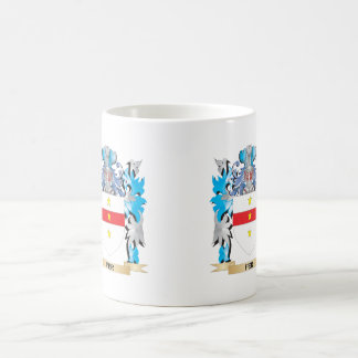 Fer Coat of Arms - Family Crest Mug