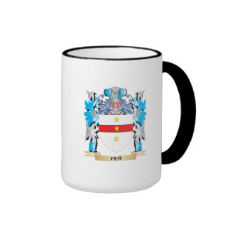 Fer Coat of Arms - Family Crest Coffee Mugs