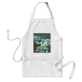 feral album cover adult apron