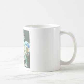 feral album cover coffee mug