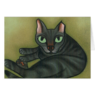 Feral Cat Caretakers Coalition by Robyn Feeley Card