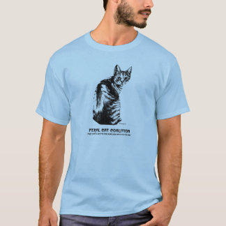 Feral Cat Coalition t-shirt