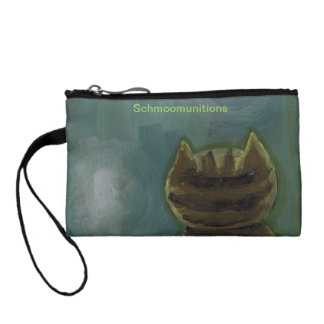 Feral cat homecoming coin purse