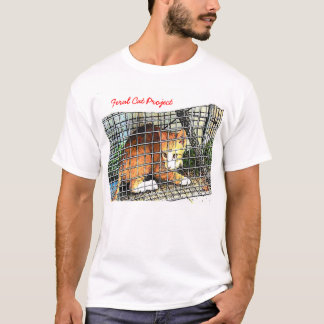 Feral Cat Project Shirt