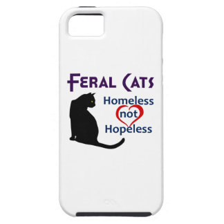 FERAL CATS iPhone 5 COVERS