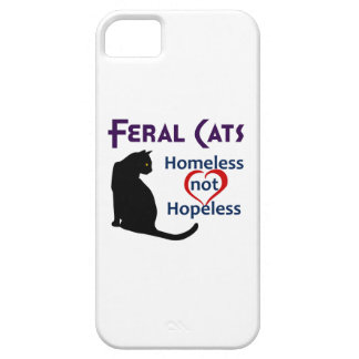FERAL CATS iPhone 5 COVER