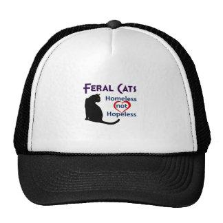 FERAL CATS TRUCKER HAT
