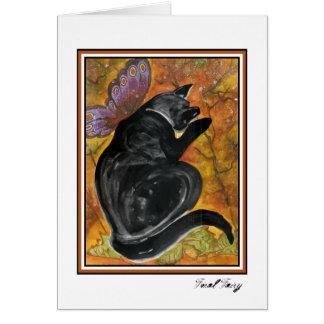 Feral Fairy Card