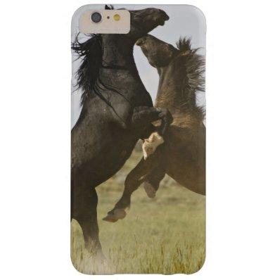 Feral Horse Equus caballus  wild horses Barely There iPhone 6 Plus Case