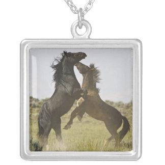 Feral Horse Equus caballus wild horses Necklace