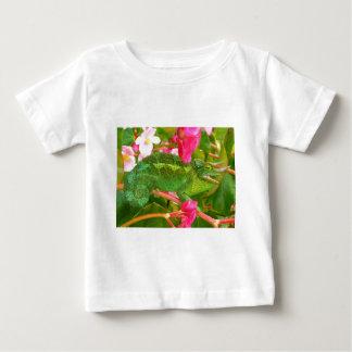 Feral Jackson's Chameleon on Maui Island Hawaii Baby T-Shirt