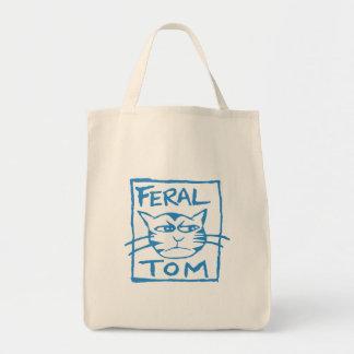 FERAL TOM BLUE (BAG)